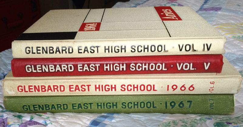 GE Yearbooks