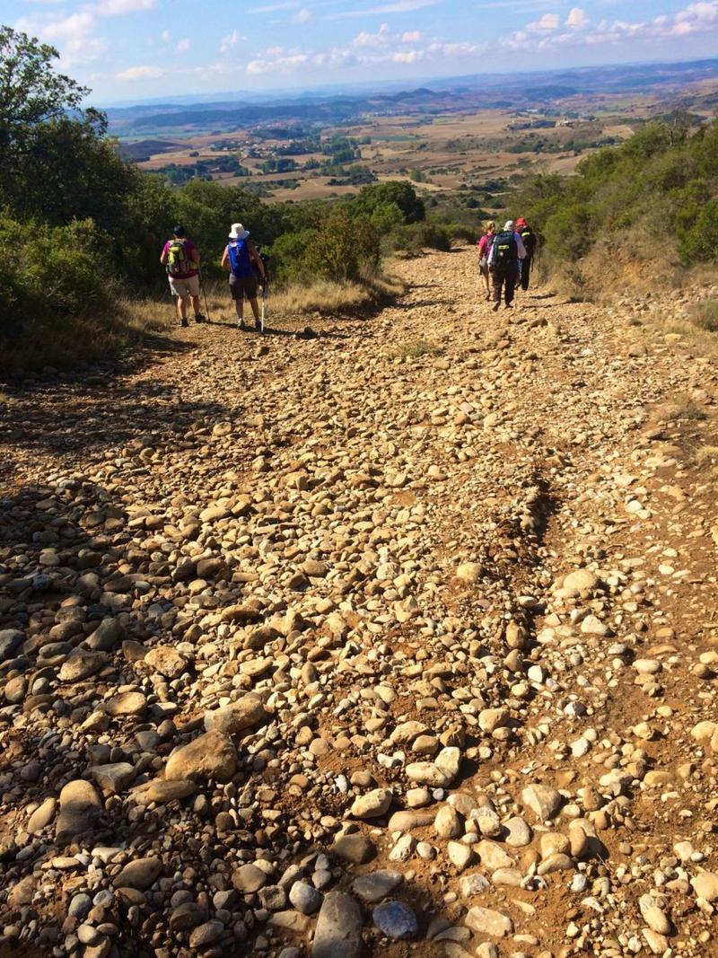 Camino-Rocky Descent
