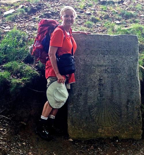 Camino-Day 1-765 km