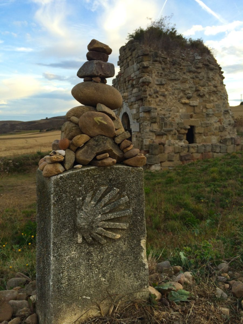 Cairn and Ruins